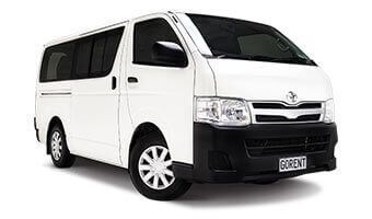12 Seater Van Rental - Car Hire NZ - GO Rentals