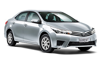 Group: C / Toyota Corolla Sedan or Similar