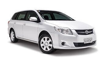 Group: E / Toyota Corolla or similar