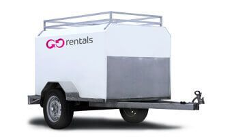 Group: T / Luggage Trailer