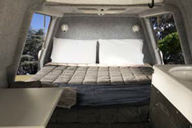 GO Glamper - The all new NZ Campervan Experience - GO Rentals