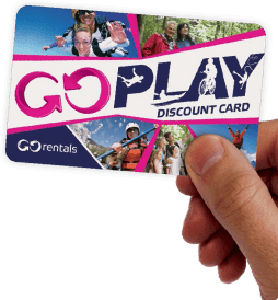 GO Play Discount Card