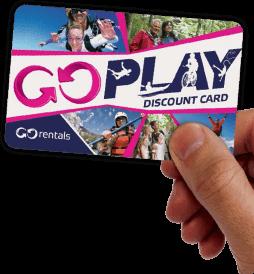 GO Play Discount Card
