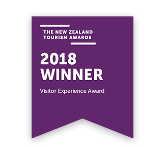 New Zealand Tourism Award