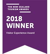 New Zealand Tourism Awards Winner
