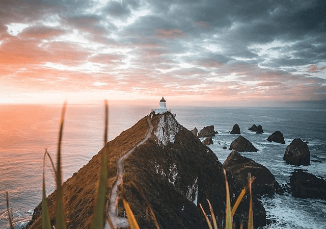 Nugget Point Lighthouse - https://instagram.com/manueldietrichphotography/