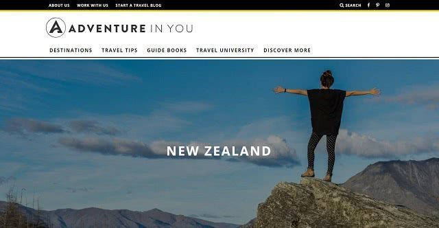 Adventure in You International Travel Blog