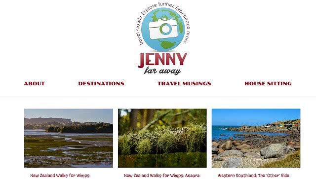 Jenny Faraway International Travel Blog